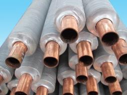 挤压型铜铝翅片管