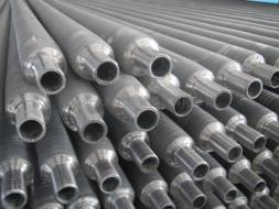 产品名称:单金属铝轧制管