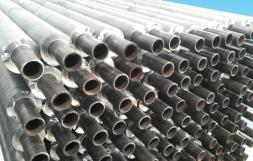 钢铝绕片管